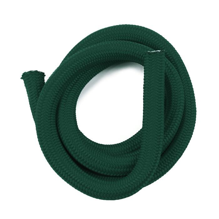 1m Dark Green Polyester Rope Approx 12mm