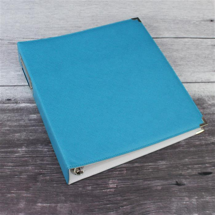 Kit xChange Teal Blue Home & Travel Binder