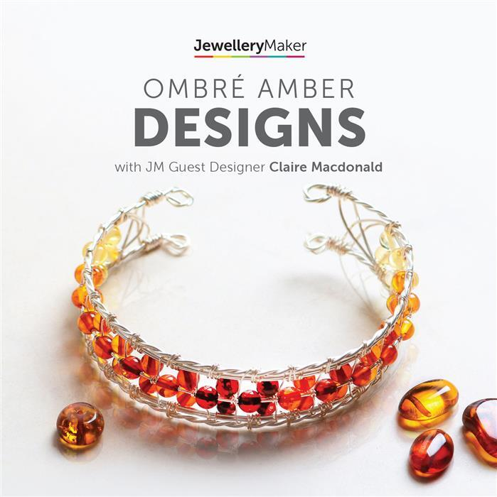 Ombré Amber Designs with Claire Macdonald DVD