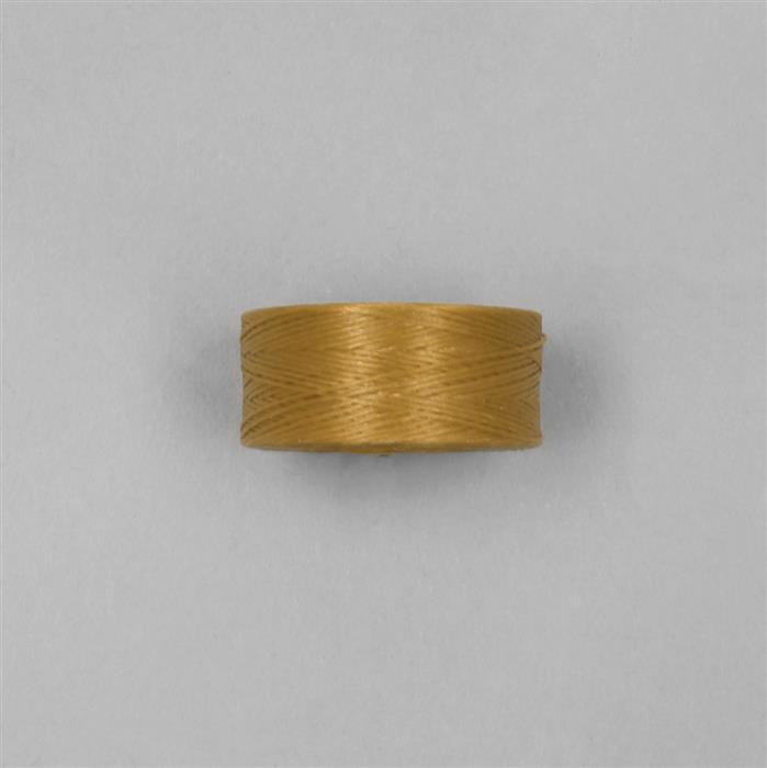 75m Gold C-Lon Thread Approx 0.1mm