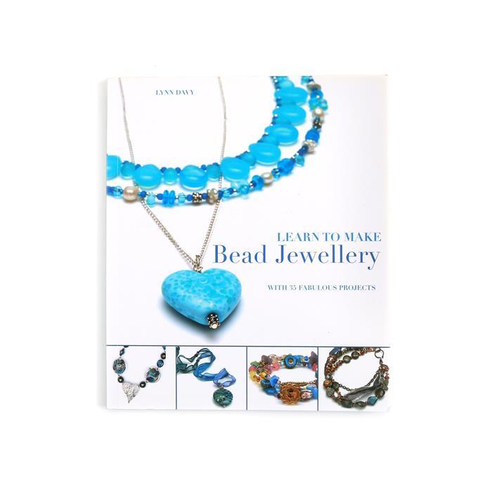 Learn To Make Bead Jewellery With 35 Fabulous Designs by Lynn Davy