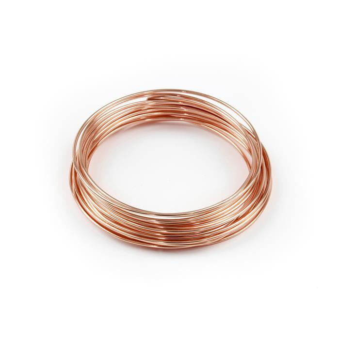 Copper Round Wire - 1.5mm (1.5m)