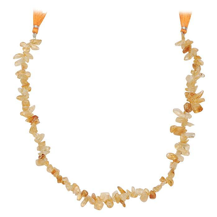 160cts Citrine Graduated Plain Drop Style Nuggets Approx 5x3 to 15x6mm, 40cm Strand.