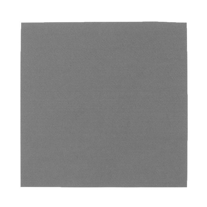 Silver Pearl Ultrasuede Foundation Sheet 8.5