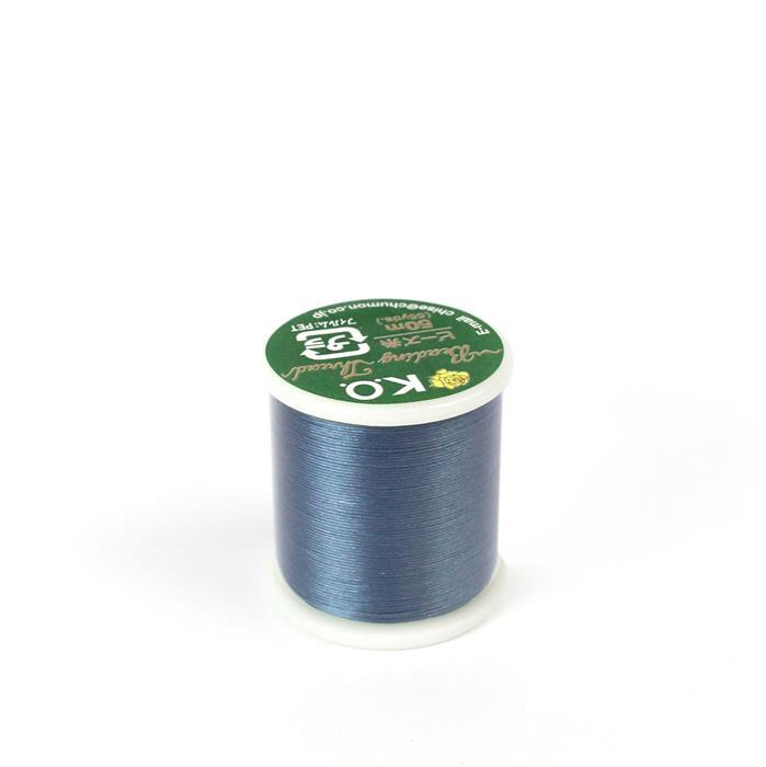 KO Beading Thread Denim Approx 50m