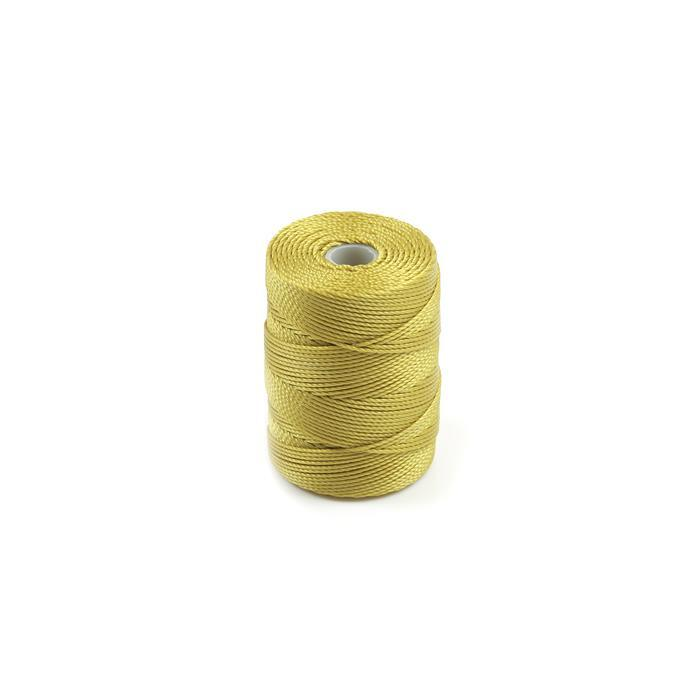 70M Lemongrass Nylon Cord 0.4mm