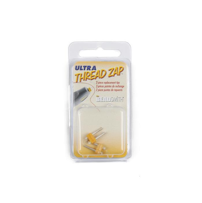 Beadsmith Thread Zapper Ultra Replacement Tips (2pcs)