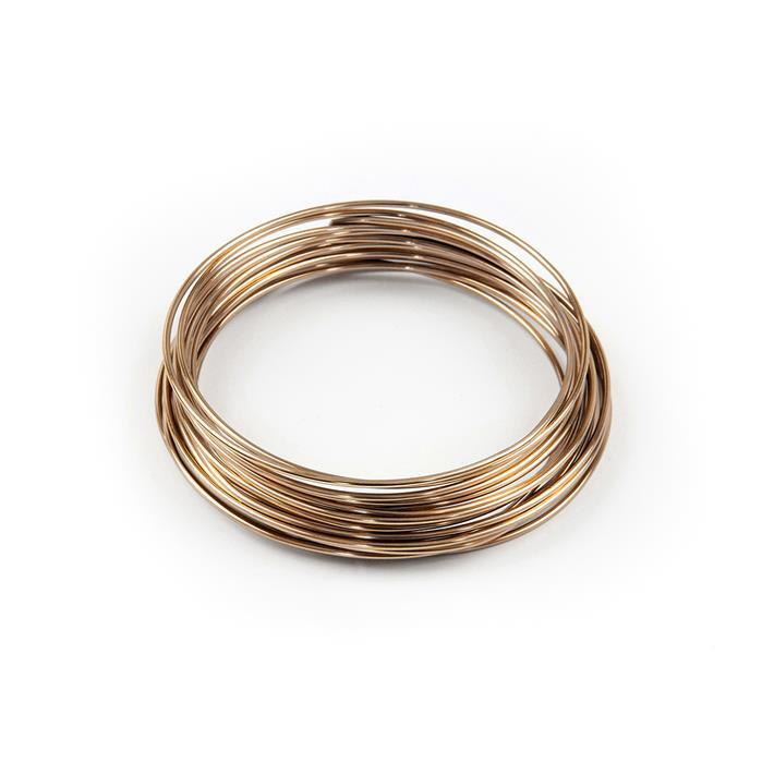 Antique Bronze Copper Wire - 1.5mm (1.5m)