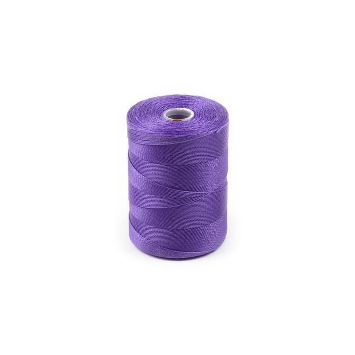 260m Amethyst Nylon Cord 0.3mm