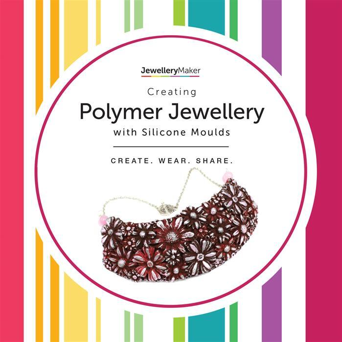 Creating Polymer Jewellery With Silicone Moulds DVD (Pal)