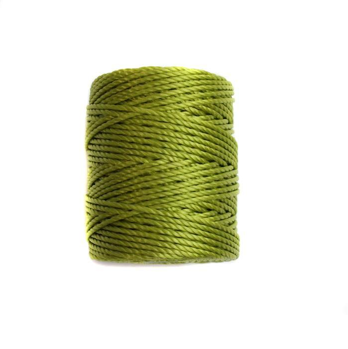 32m Chartreuse S-Lon Cord Approx 0.9mm