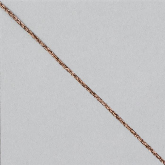 10 Yards Cocoa Wire Mesh 1mm
