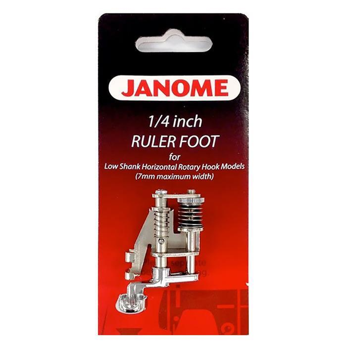 Janome 1/4 Inch Ruler Foot