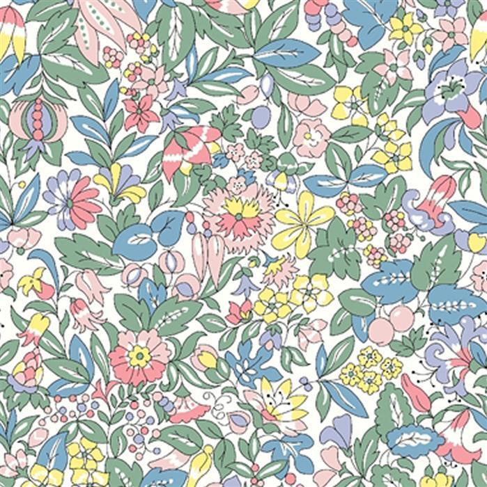 Liberty Hyde Floral Flowers Fabric from Flower Show Spring Range 0.5m