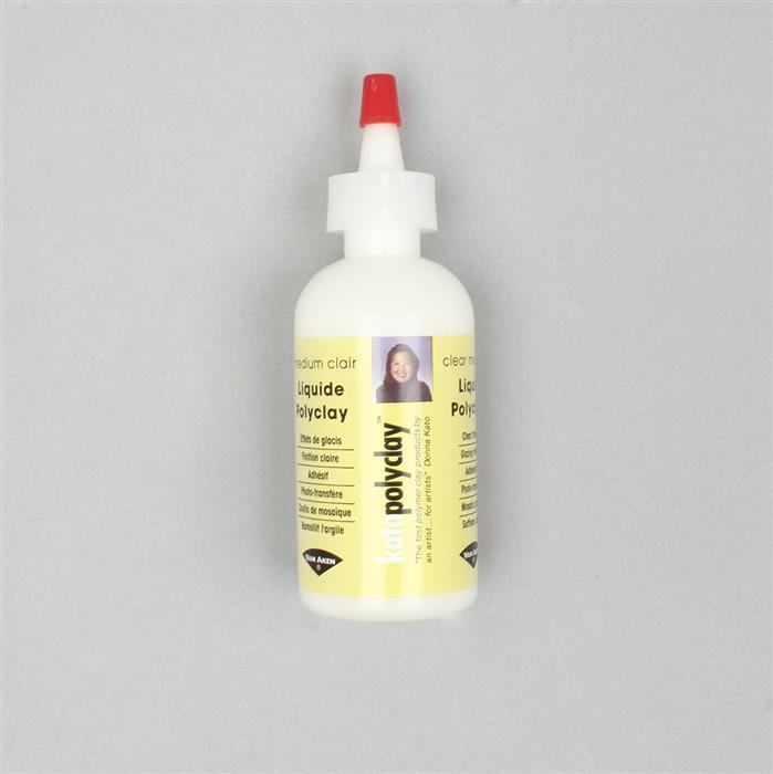 Kato Clear Medium Liquid Polyclay 60ml