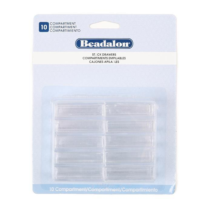 Beadalon Stack Drawers (10pc)