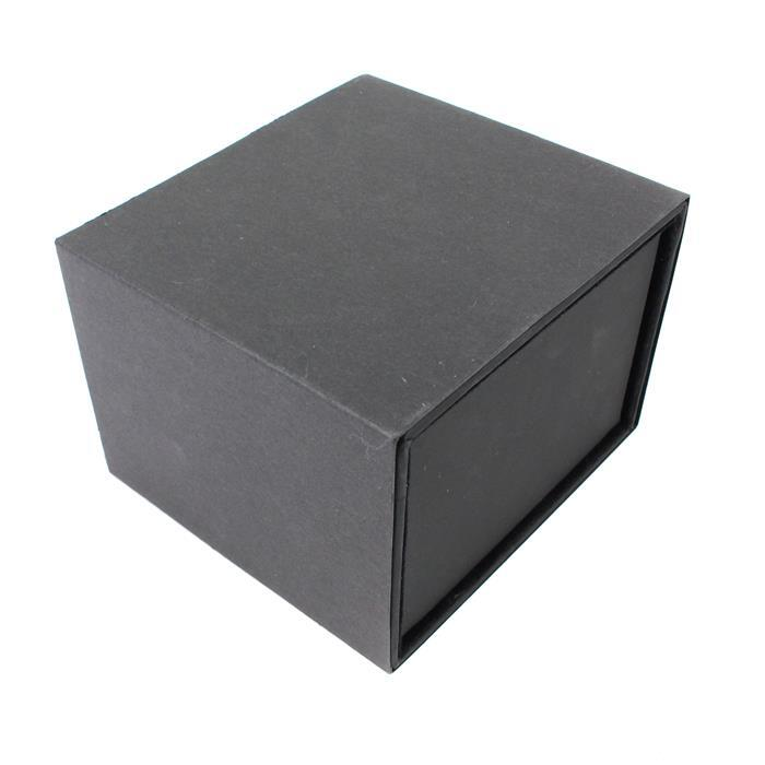 Large Black Drawer Box 88x88x58mm (WxDxH)