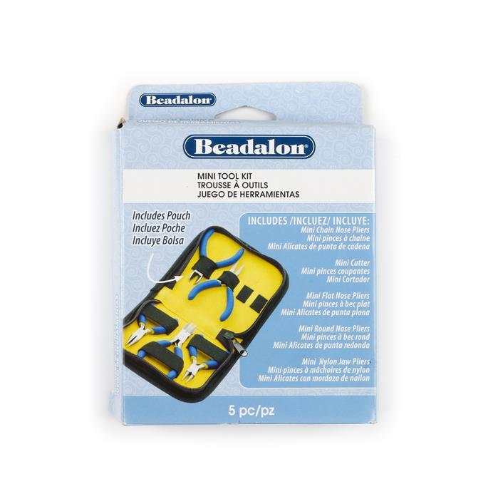 Beadalon 5 Piece Mini Tool Kit