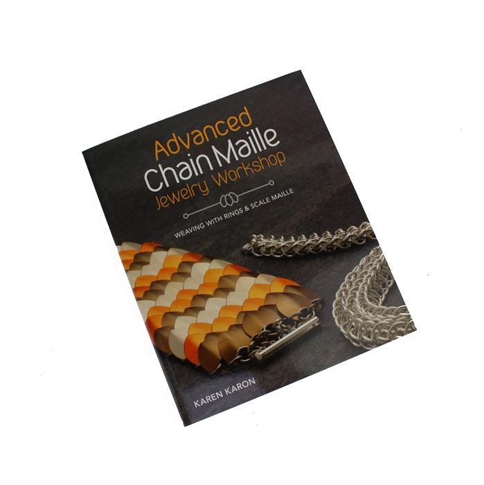 Advanced Chain Maille, Jewellery Workshop By Karen Karon