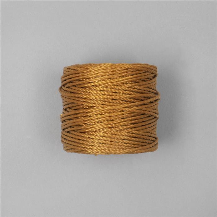 32m Gold S-Lon Cord Approx 0.9mm