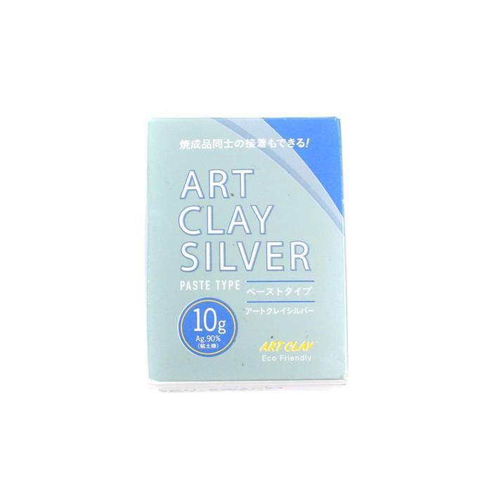 New Improved Formula Art Clay Silver Paste, 10g