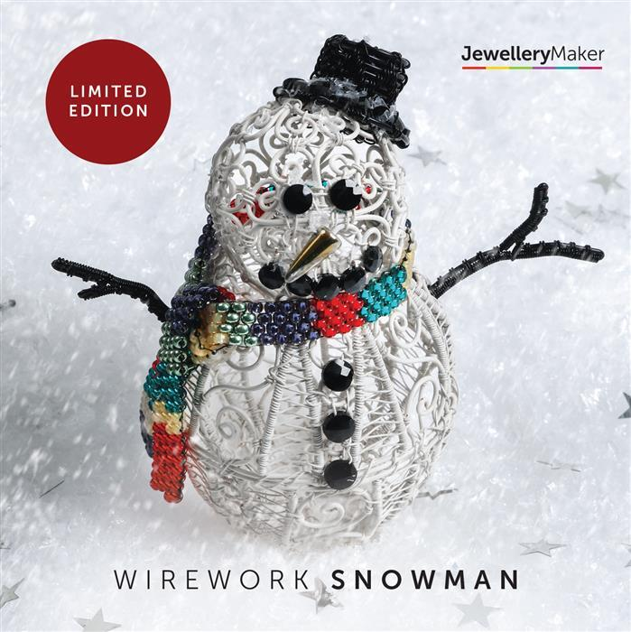 LIMITED EDITION Wirework Snowman DVD (Pal)