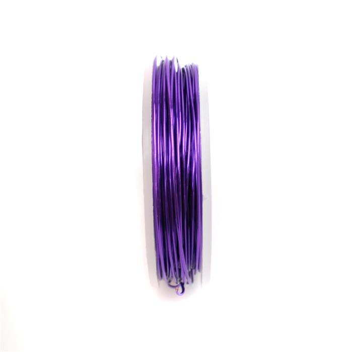 10M Silver Plated Grape Wire 0.80mm