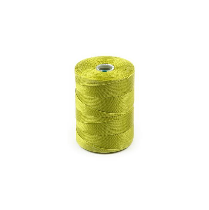 260m Chartreuse Nylon Cord 0.3mm