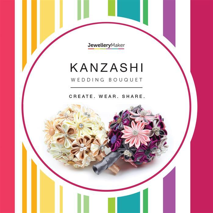 Kanzashi Wedding Bouquet DVD (Pal)