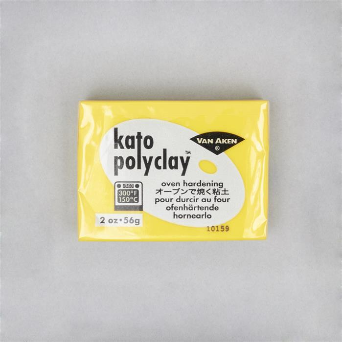Yellow Kato Clay  56g