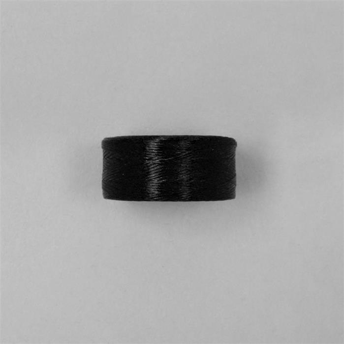 75m Black C-Lon Cord Approx 0.1mm