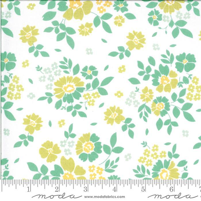 Moda Canning Days Fresh Picked Cloud Rainy Day Fabric 0.5m
