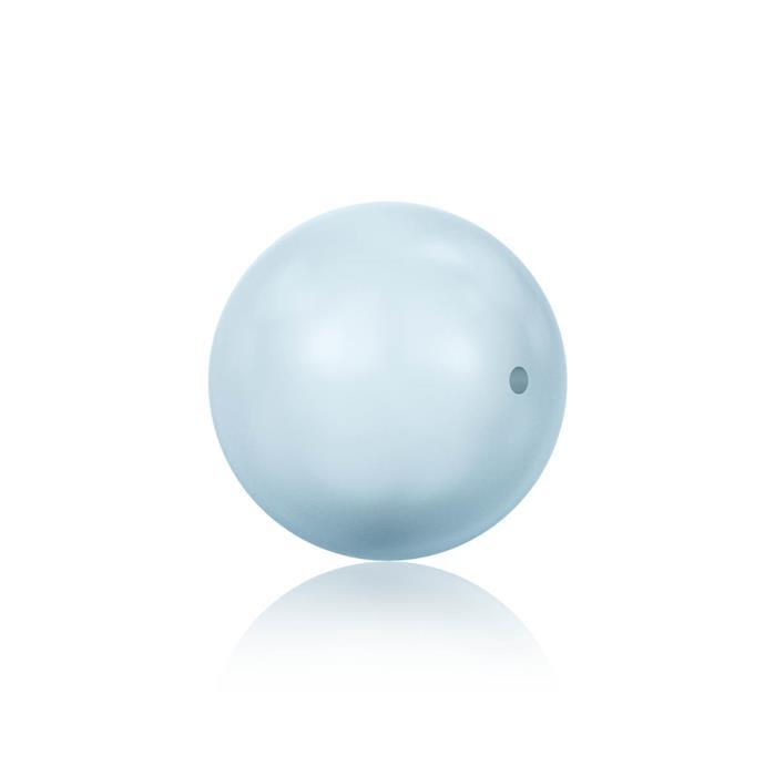 Swarovski Pearls - Pack of 50 5810 - 4mm Light Blue