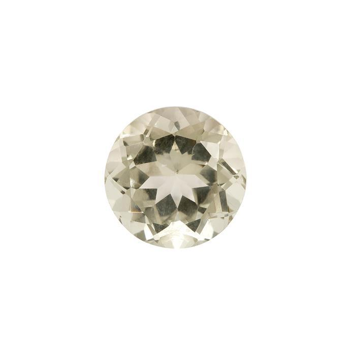 2.90cts Serenite Brilliant Round Approx 10x10mm