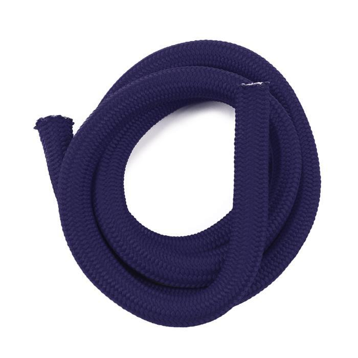1m Navy Blue Polyester Rope Approx 12mm