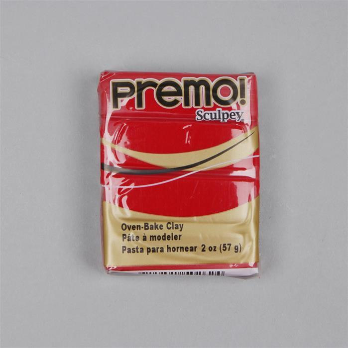 Premo! Sculpey Polymer Clay Pomegranate 57g