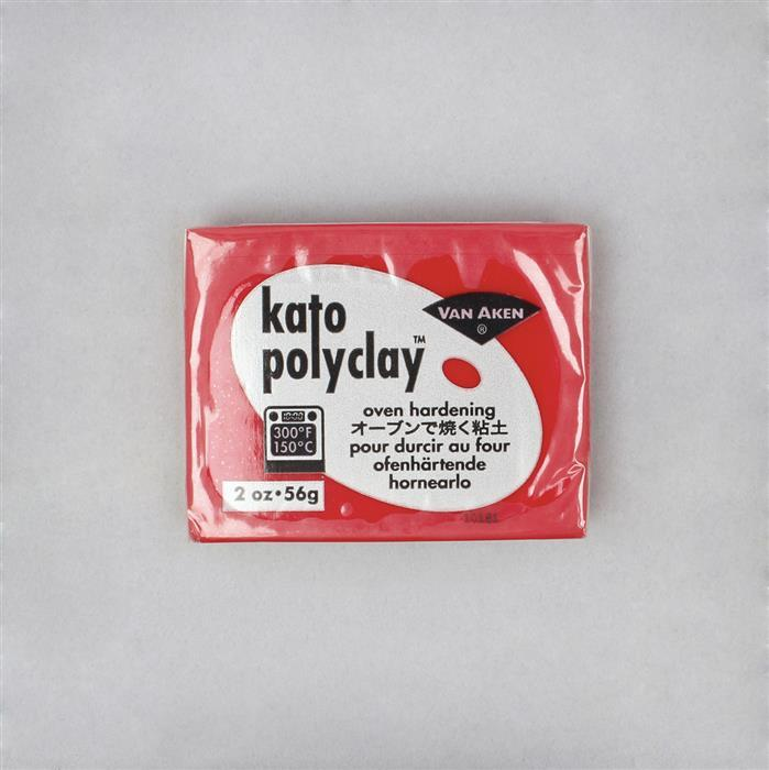Red Kato Clay 56g