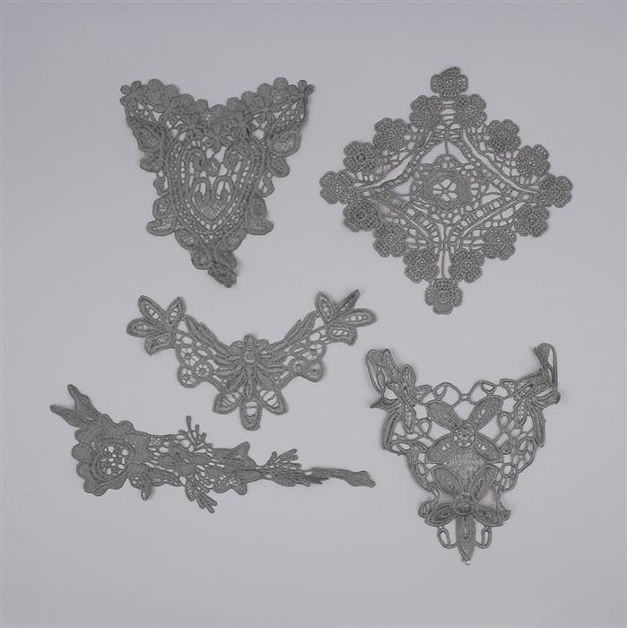 Grey Lace inc. Swag Designs (5pcs)