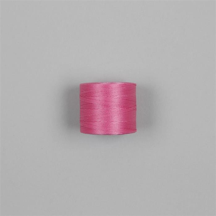 260m Light Orchid Nylon Cord Approx 0.3mm