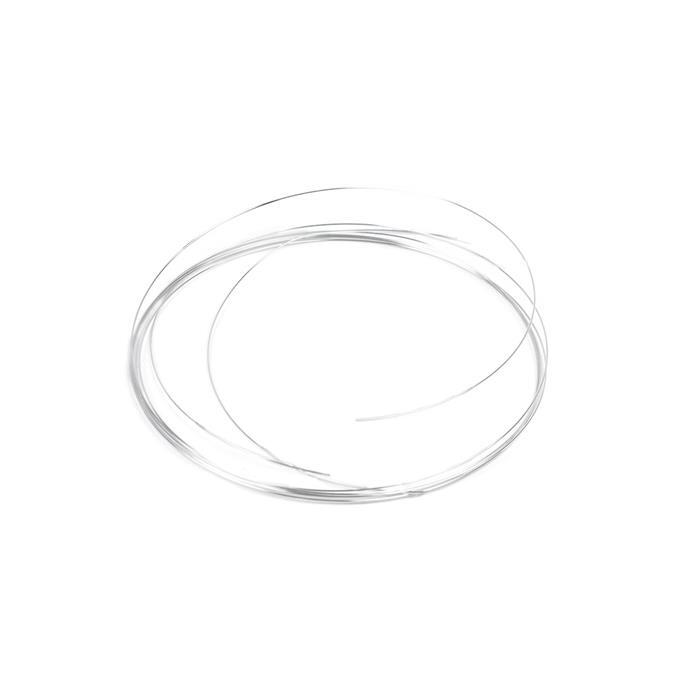 925 Sterling Silver Wire - 0.25mm (1m)