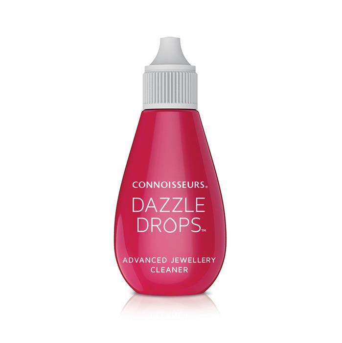 Connoisseurs Dazzle Drops Advanced Jewellery Cleaner - 30ml