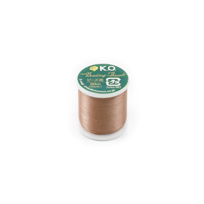 KO Beading Thread Natural Approx 50m