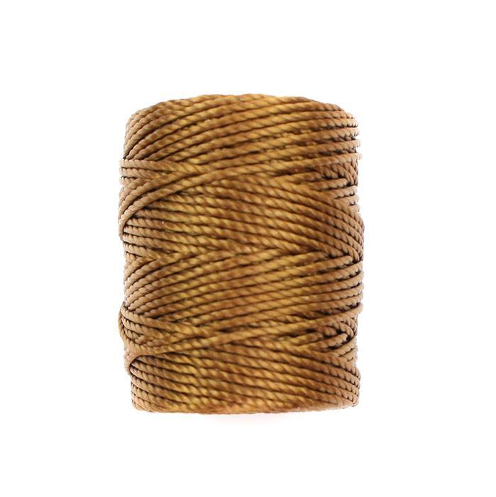 32m Chestnut S-Lon Cord Approx 0.9mm