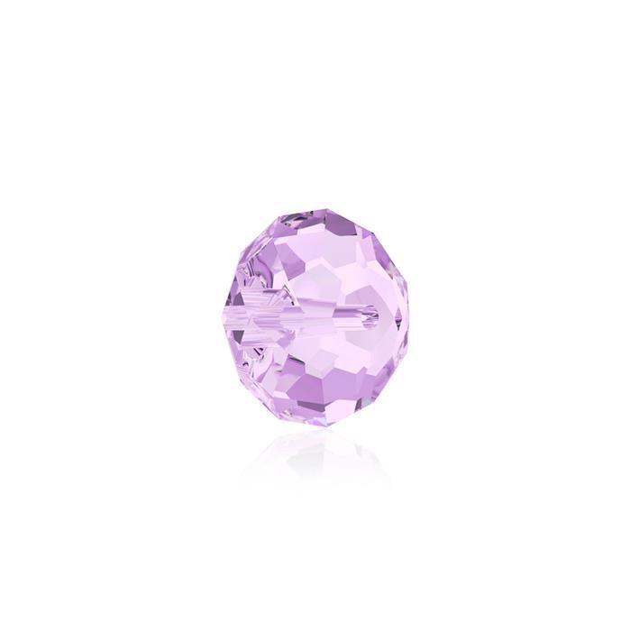 Swarovski Crystal Beads - Pack of 12 Briolette 5040 - 6mm Violet