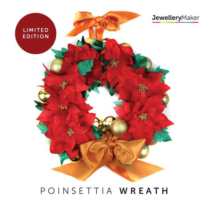 Limited Edition Poinsettia Wreath DVD (Pal)