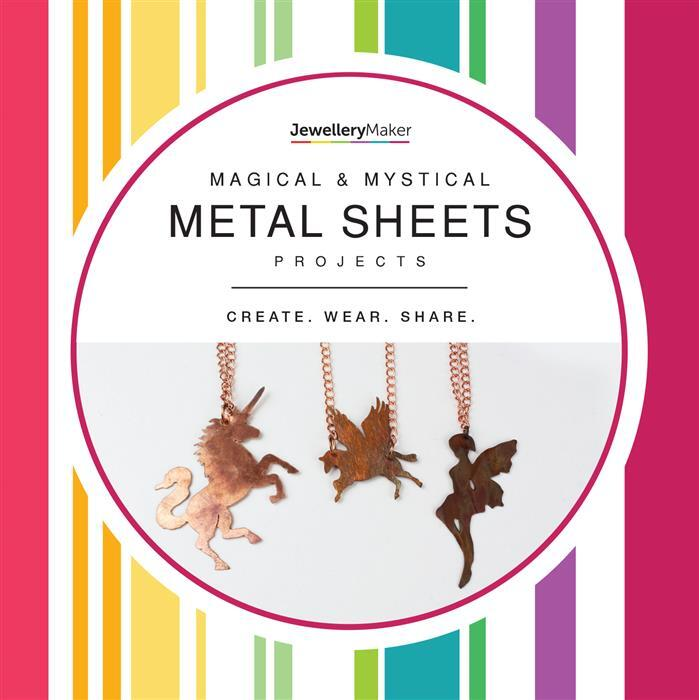 Magical & Mystical Metal Sheet Projects DVD (PAL)