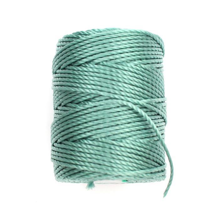 32m Sage Nylon Cord Approx 0.9mm