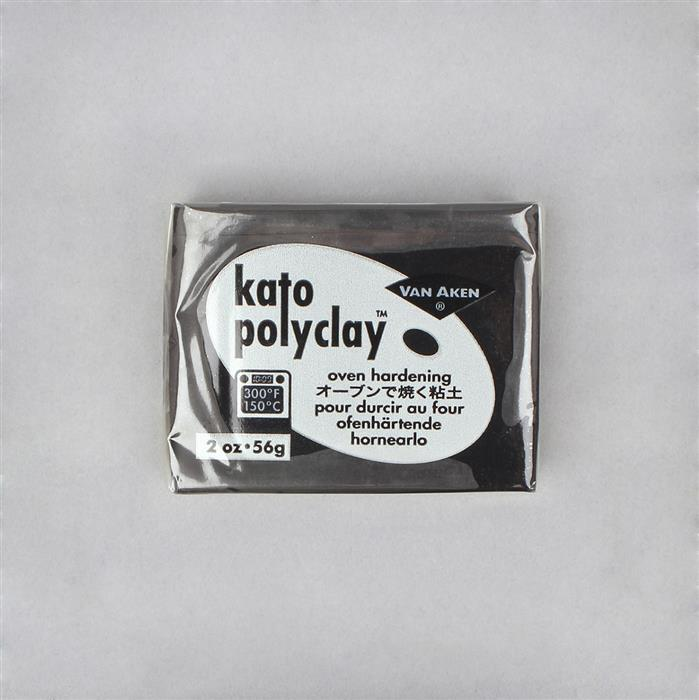 Black Kato Clay  56g