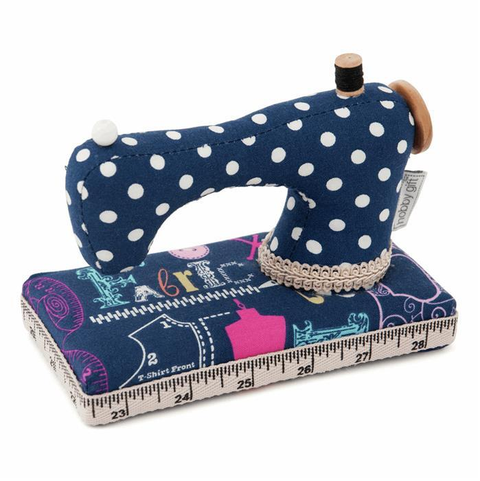 Pincushion: Sewing Machine Sew It