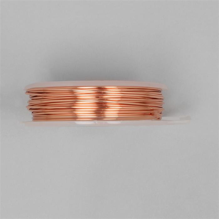 10m Copper Wire 1.0mm